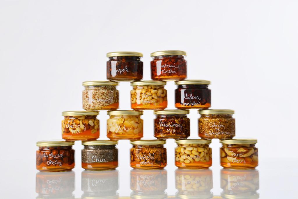 Včelí produkty Včelárium